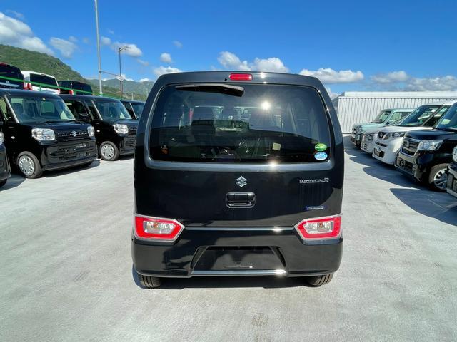 ハイブリッドFX セーフティパッケージ装着車 チョイ乗り レーダーブレーキサポート 横滑り防止装置 アイドリングストップ オートエアコン シートヒーター プッシュスタート(4枚目)