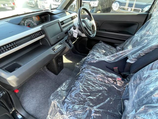 ハイブリッドFX セーフティパッケージ装着車 チョイ乗り レーダーブレーキサポート 横滑り防止装置 アイドリングストップ オートエアコン シートヒーター プッシュスタート(12枚目)