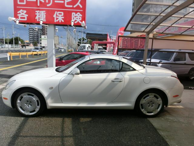 430SCV 茶本革 電動オープン シートヒーター(5枚目)