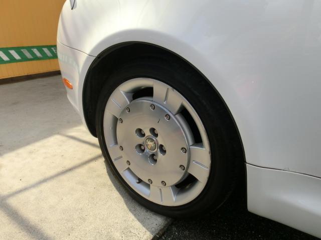 430SCV 茶本革 電動オープン シートヒーター(20枚目)