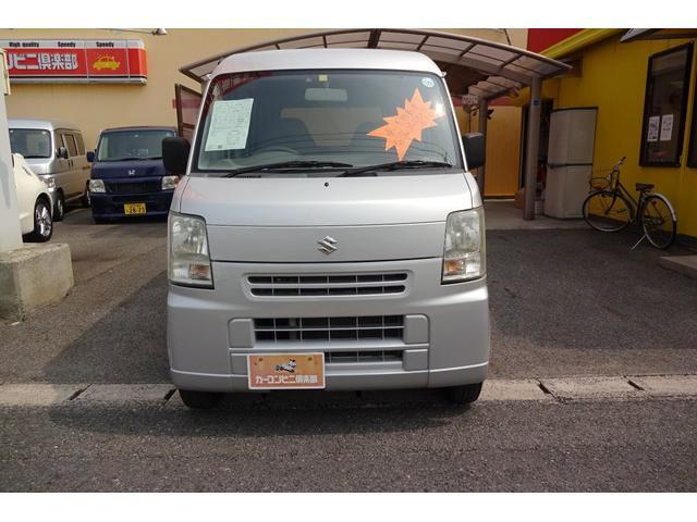 「スズキ」「エブリイワゴン」「コンパクトカー」「山口県」の中古車2