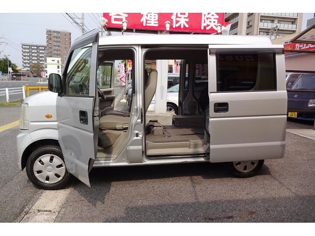 「スズキ」「エブリイワゴン」「コンパクトカー」「山口県」の中古車27