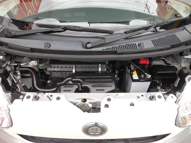 Xメイクアップ SAII スマートアシストII 衝突軽減ブレーキ 誤発信抑制 メモリーナビ 地デジTV ブルートゥース キーフリー プッシュスタート キーレス連動格納ミラー オートエアコン フォグランプ ETC(17枚目)