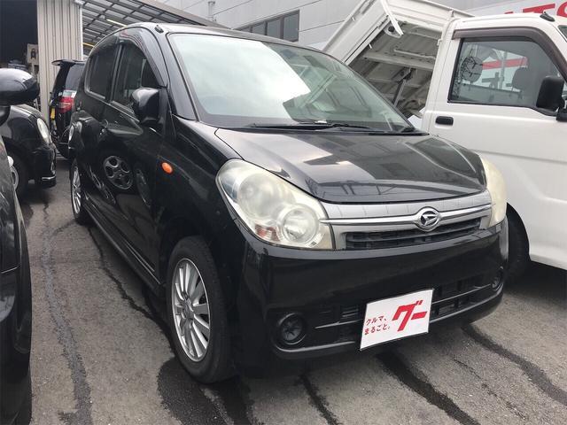 L ナビ 軽自動車 ブラック 整備付 CVT 保証付(3枚目)