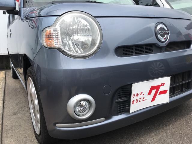 ココアプラスX 軽自動車 チタニウムグレーメタリック CVT(4枚目)
