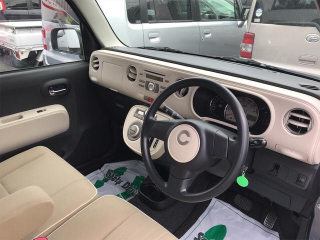 ココアプラスX 軽自動車 チタニウムグレーメタリック CVT(18枚目)