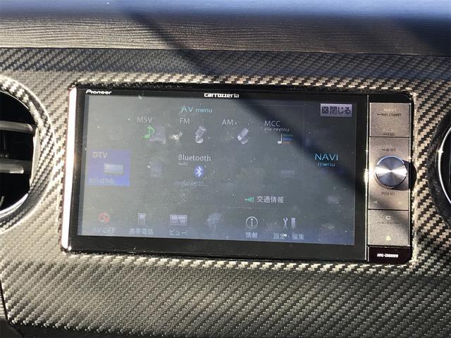 カスタムG エコアイドル 盗難防止システム ABS スマートキー ETC オートエアコン 電格ミラー ナビ(5枚目)