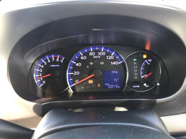 カスタムG エコアイドル 盗難防止システム ABS スマートキー ETC オートエアコン 電格ミラー ナビ(10枚目)