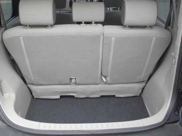 座席の汚れも多くなく、とてもきれいな状態です。
