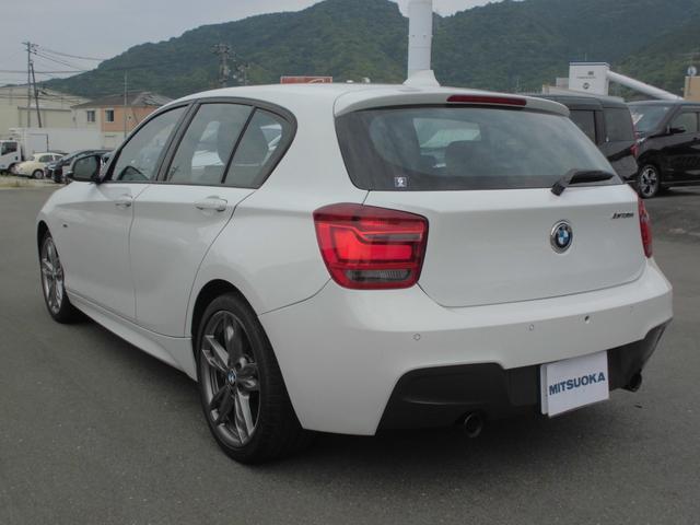 「BMW」「1シリーズ」「コンパクトカー」「山口県」の中古車6