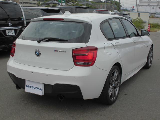 「BMW」「1シリーズ」「コンパクトカー」「山口県」の中古車8