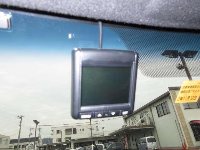 事故にあった時など、【ドライブレコーダー】がしっかり映像を記録してくれます!もちろんお出かけの際の風景なども録画してくれます。