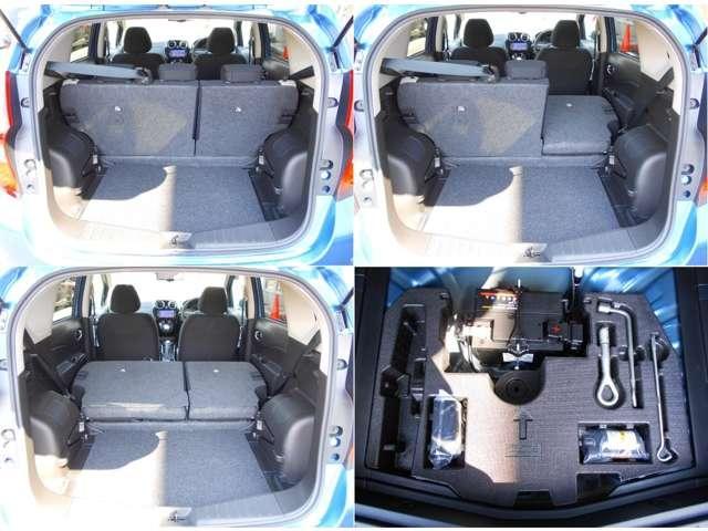 1.2 e-POWER X 試乗車 全方位カメラ ナビ ドラレコ(18枚目)