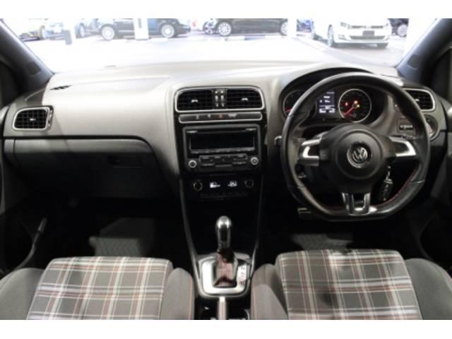 フォルクスワーゲン VW ポロ GTI バックセンサー 1.4ツインチャージャー HID
