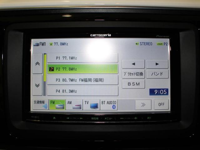 CD、DVD、ワンセグTV、ブルートゥースオーディオ、USB対応。