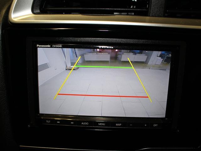 駐車が苦手な方にも安心なバックカメラ装備!