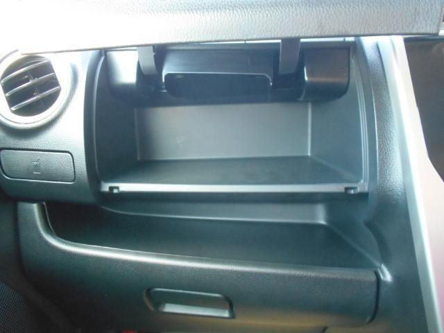グローブアッパーボックス。収納が沢山あるので便利です。