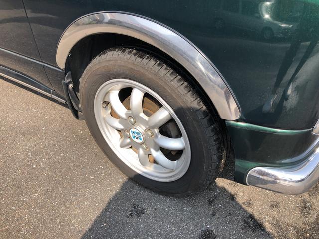 タイヤの溝あります
