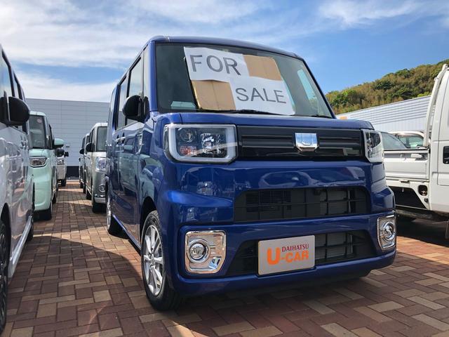 「ダイハツ」「ウェイク」「コンパクトカー」「山口県」の中古車2