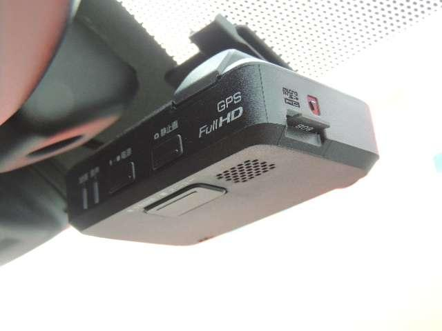 ☆ドライブレコーダー付いてます!もしもの時もこれで安心です!!