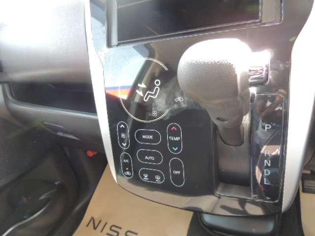 ☆タッチパネル式のオートエアコン付いています。先進的な操作性をもつ、これまでなかったエアコンです。☆