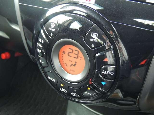 ☆オートエアコン付いています。想像以上に便利な機能で温度設定をしておけばその温度に自動で調整をしてくれます。
