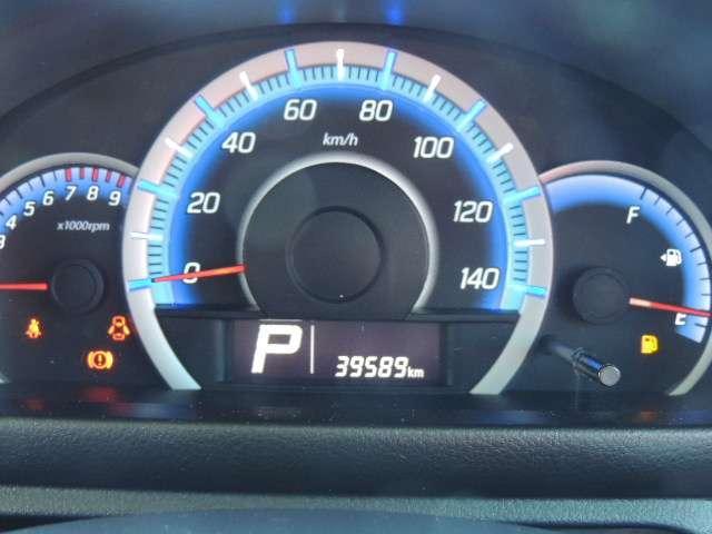☆平均燃費なども表示でき、昼夜を問わず視認性に優れたファインビジョンメーター!見やすいです