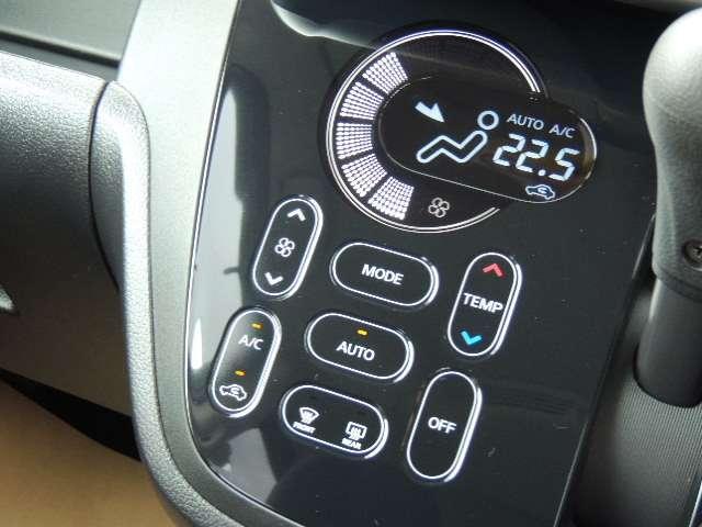 ☆オートエアコン付いています。想像以上に便利な機能で温度設定をしておけばその温度に自動で調整をしてくれます。☆