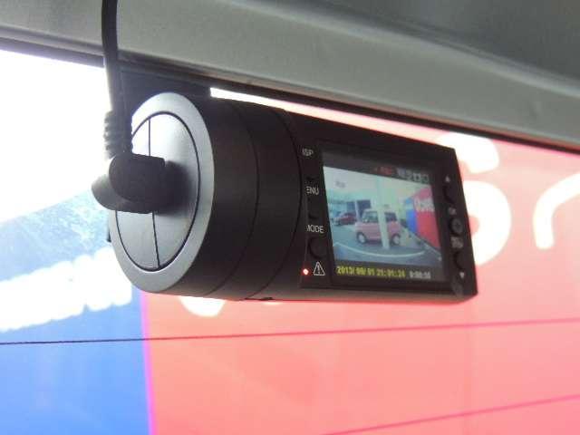 ☆こちらはドライブレコーダのリアカメラとなります