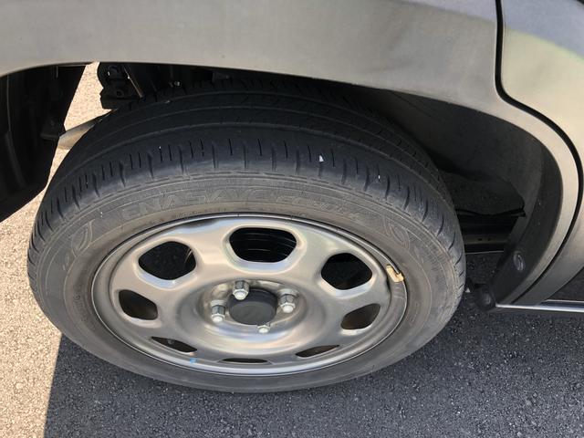 右後ろタイヤの写真です。