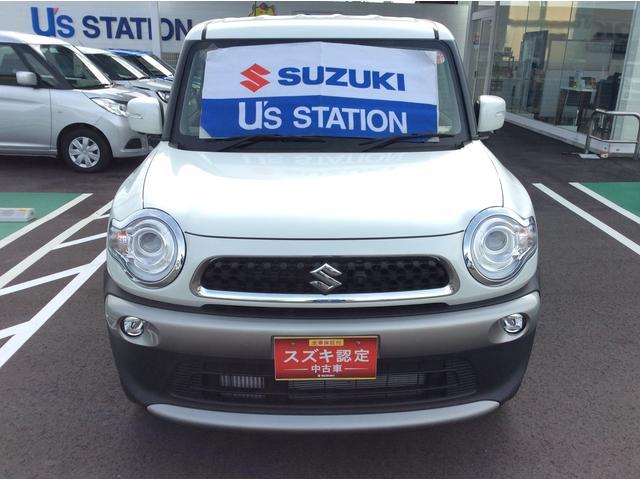 「スズキ」「クロスビー」「SUV・クロカン」「山口県」の中古車2