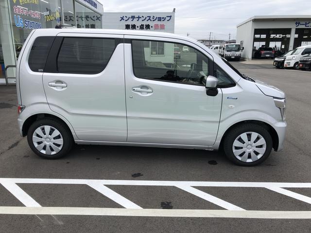 「スズキ」「ワゴンR」「コンパクトカー」「山口県」の中古車4