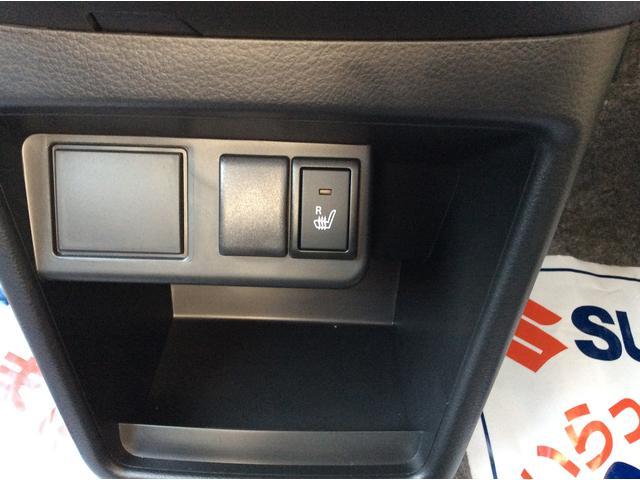運転席には、冬場にあるとうれしいシートヒーター付き!