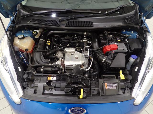 1.0Lエコブーストエンジン☆低燃費、スポーツ走行両立。ご満足いただけます。