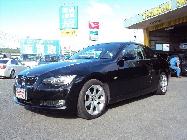 BMW BMW 320i 黒革シート ETC 社外ナビ ワンセグTV