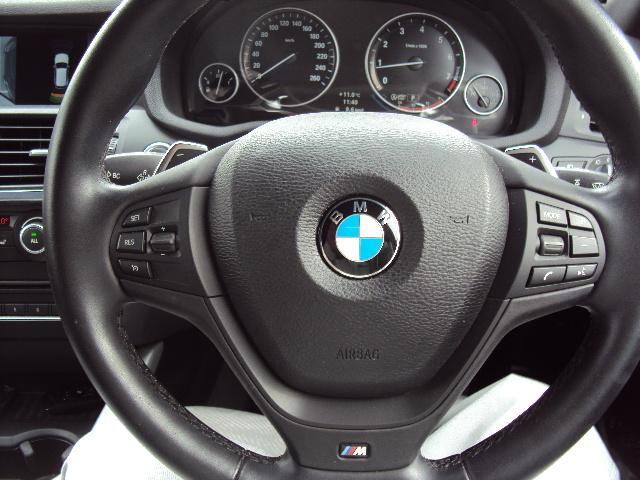 BMW BMW X3 xDrive 28i Mスポーツパッケージ 全周囲モニター