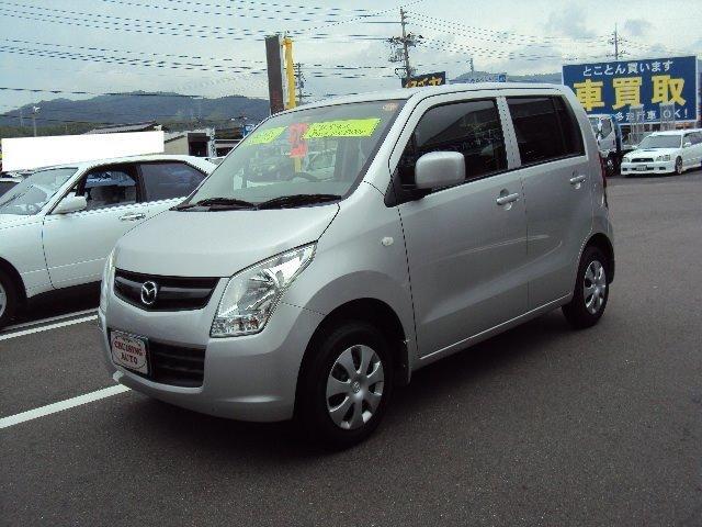「マツダ」「AZ-ワゴン」「コンパクトカー」「山口県」の中古車4