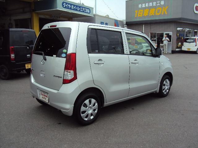 「マツダ」「AZ-ワゴン」「コンパクトカー」「山口県」の中古車7