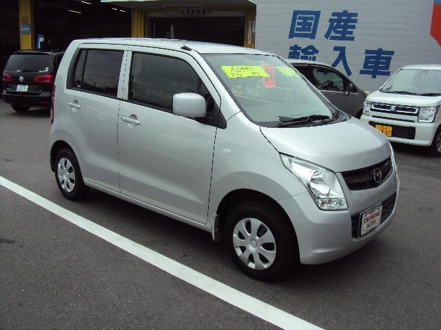 「マツダ」「AZ-ワゴン」「コンパクトカー」「山口県」の中古車9