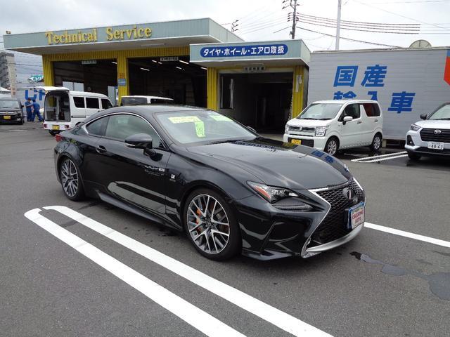 「レクサス」「RC」「クーペ」「山口県」の中古車9