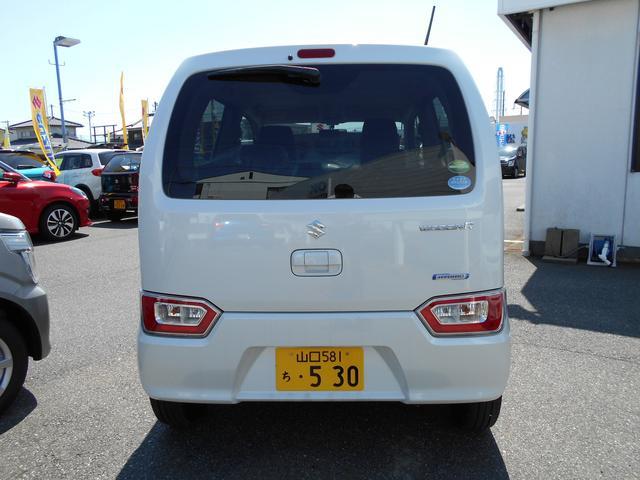 「スズキ」「ワゴンR」「コンパクトカー」「山口県」の中古車6