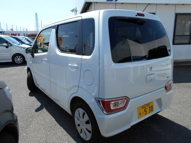 「スズキ」「ワゴンR」「コンパクトカー」「山口県」の中古車8