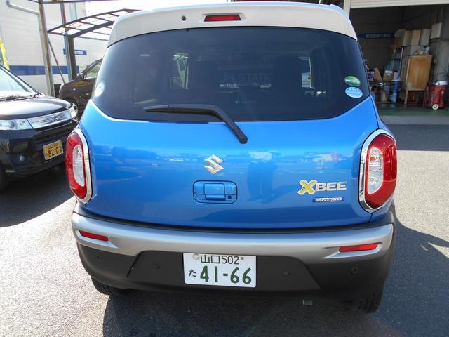 「スズキ」「クロスビー」「SUV・クロカン」「山口県」の中古車3