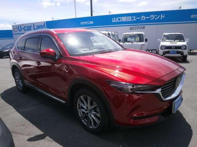 「マツダ」「CX-8」「SUV・クロカン」「山口県」の中古車3