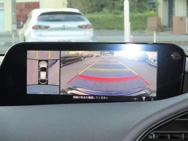 15Sツーリング 360°ビューモニター ナビ シグネチャースタイル MRCC HBC パーキングセンサーフロント&リア BSM LEDヘッドランプ DVDプレーヤー マツダコネクト(12枚目)