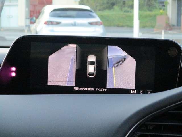15Sツーリング 360°ビューモニター ナビ シグネチャースタイル MRCC HBC パーキングセンサーフロント&リア BSM LEDヘッドランプ DVDプレーヤー マツダコネクト(13枚目)