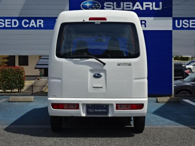 シンプルなデザインの中にキラリと光り輝くSUBARUの証「六連星」☆