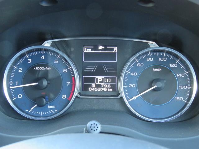 運転中、余計なストレスを感じない様に作られたシンプルisベストのメーターデザインです。