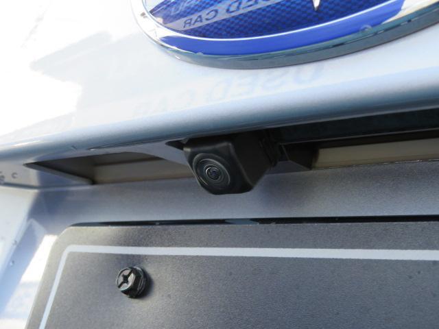バックカメラがドライバーの目となって死角をフォローします♪今や必須アイテムですね☆