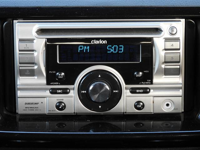 クラリオンの2DIN CD/USB/MP3/WMA/AACオーディオ(DUB385MP)です。ナビ等へ付替えをご希望の方は、スタッフまでお気軽にご相談ください☆